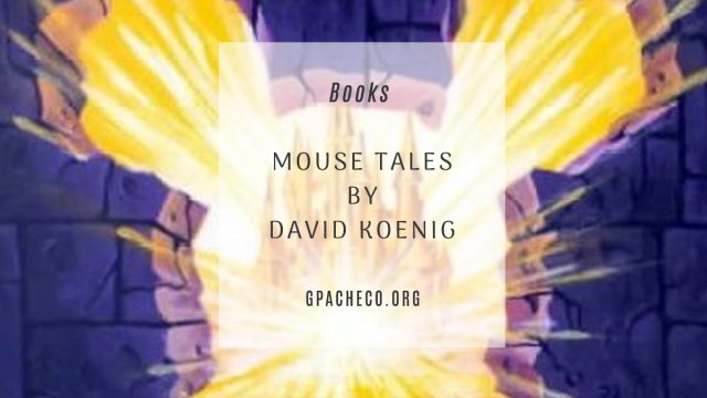 cover of mouse tales by david koenig
