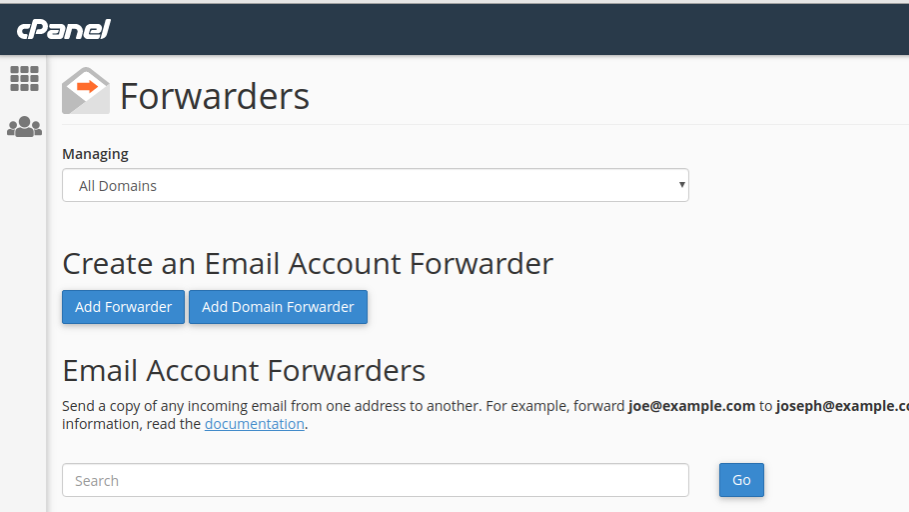 Create an Email Account Forwarder in Gmail