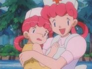 Lake Lucid's Nurse Joy, from The Joy of Water Pokémon (EP206).