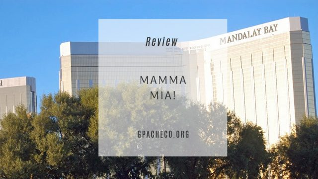 My picture of Mandalay Bay and THEhotel