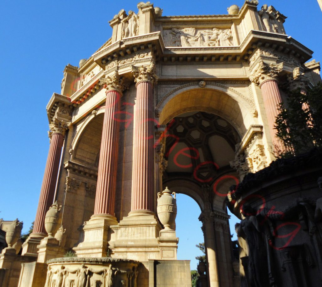 details of the main rotunda