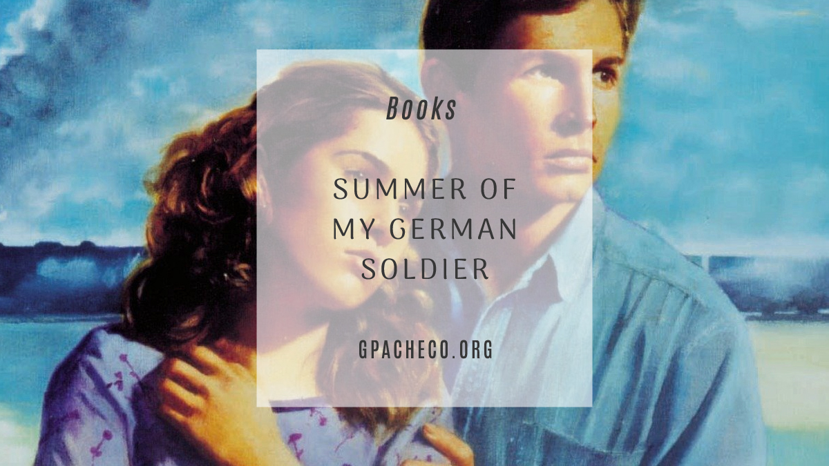 cover of Summer of My German Soldier