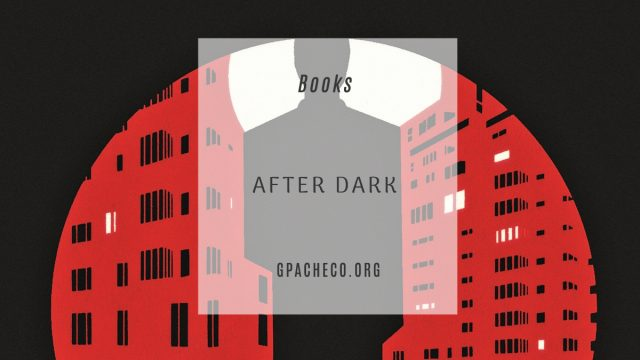 Australian cover of After Dark