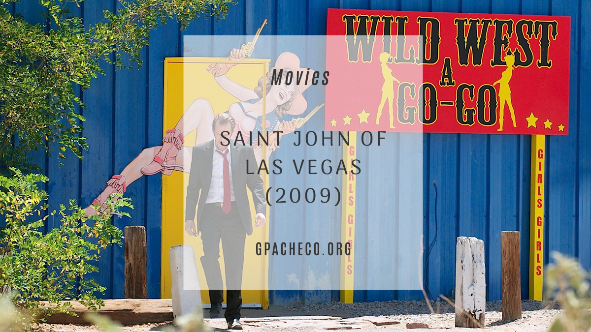 steve buscemi in saint john of las vegas