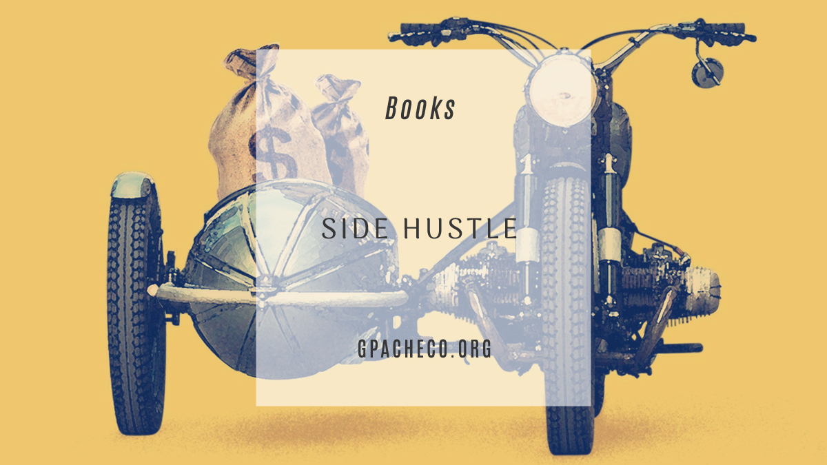cover of Side Hustle by Chris Guillebeau