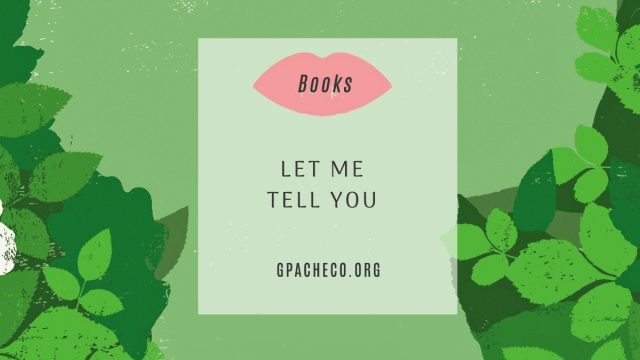 cover of let me tell you by shirley jackson