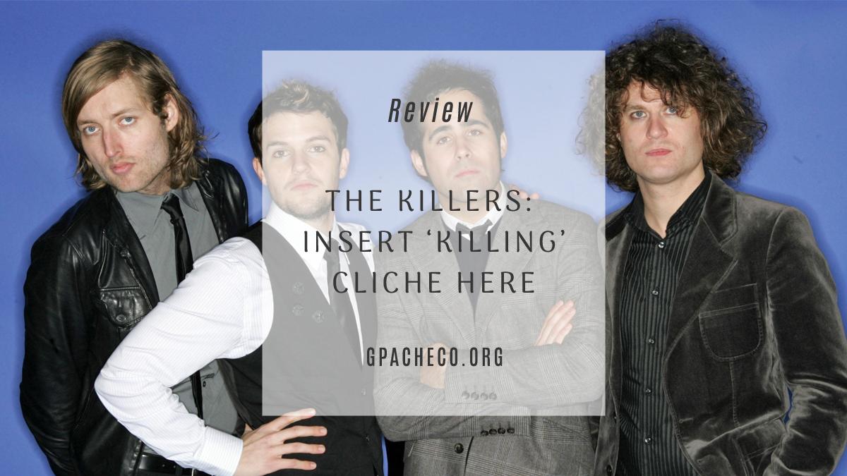 the killers, circa 2005