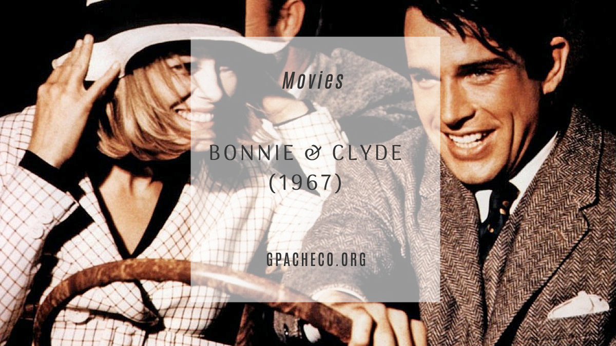 faye dunaway as bonnie parker, warren beatty as clyde barrow
