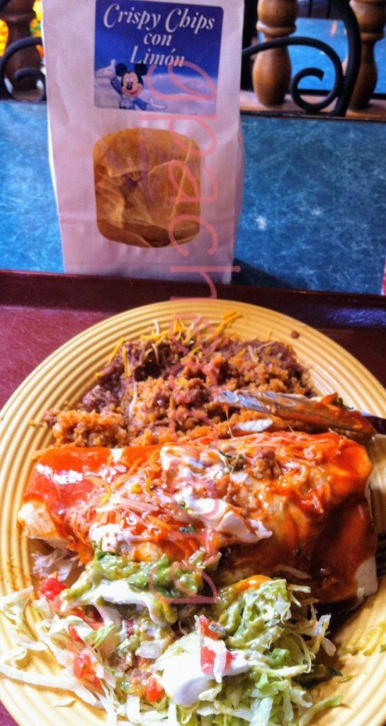 lunch at Rancho del Zocalo