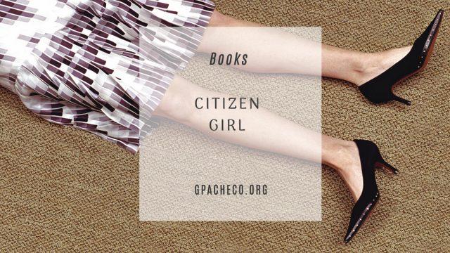 citizen girl book cover