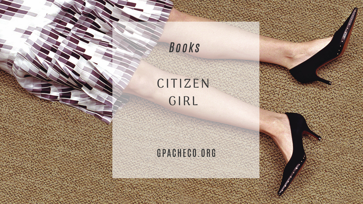 citizen girl book cover