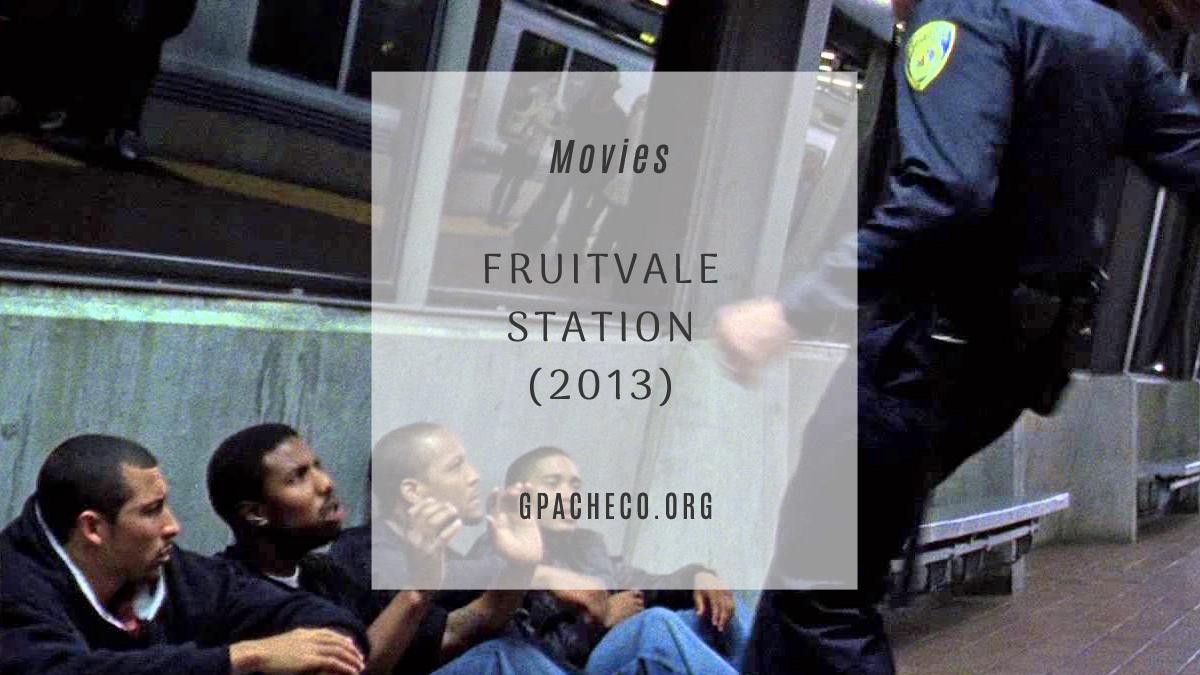 Michael B. Jordan in Fruitvale Station (2013)