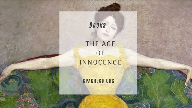 cover of the age of innocence by edith wharton